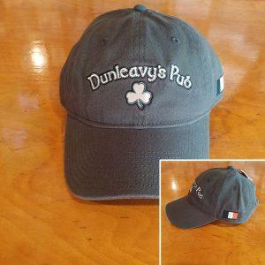 Dunleavy's Pub Dark Green Baseball Cap