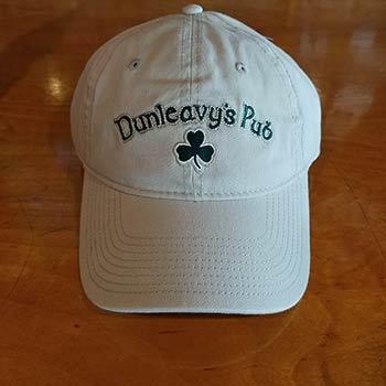 Khaki Dunleavy's Pub Baseball Cap
