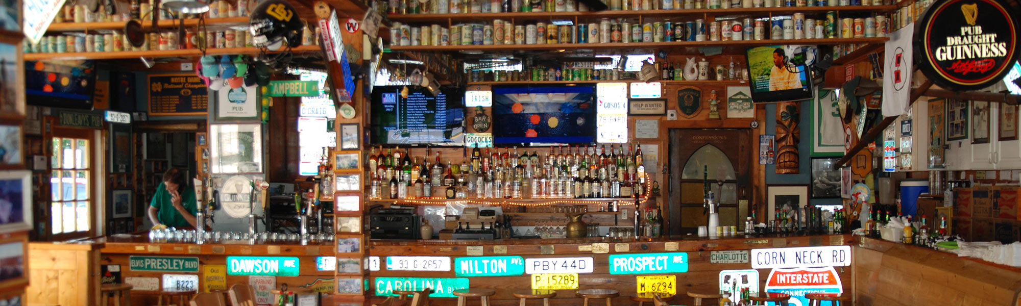 Dunleavy's Pub Home Page Slider 1