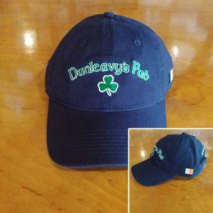 Dunleavy's Pub Navy Baseball Cap
