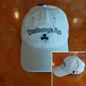 Dunleavy's Pub Sky Blue Baseball Cap