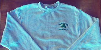 Dunleavy's Pub Crew Neck Sweatshirt (Ash Gray)