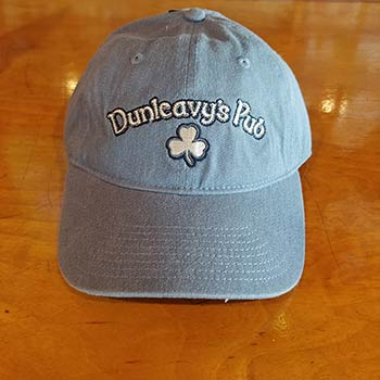 Dunleavy's Pub Light Denim Blue Dunleavy's Pub Baseball Cap