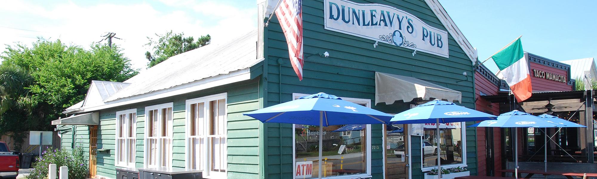 Dunleavy's Pub Home Page Slider 3